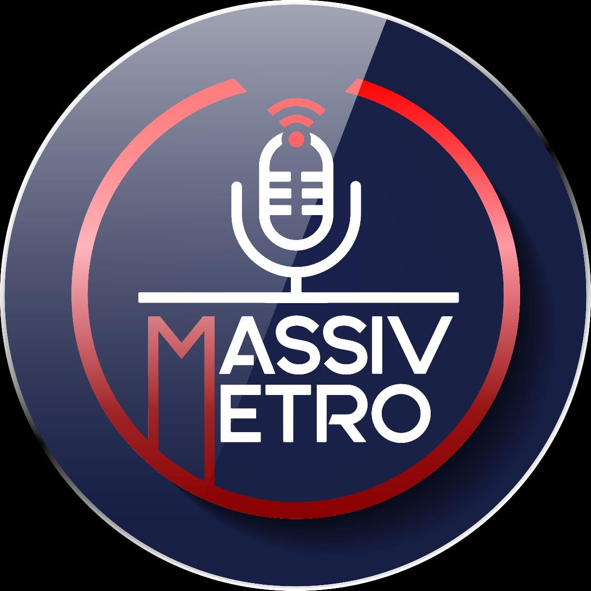 Massive Metro logo